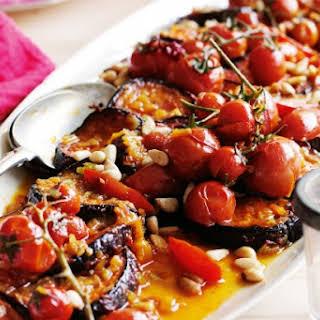 Marrakesh Eggplants & Tomatoes.
