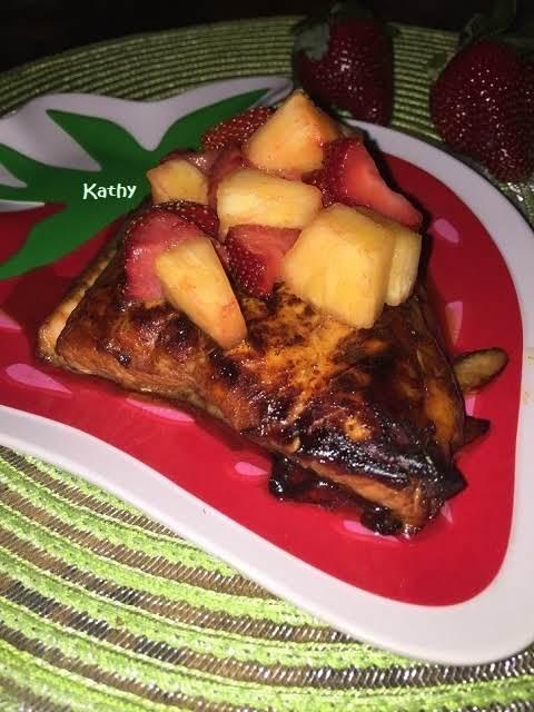 Hawaiian Salmon Recipe