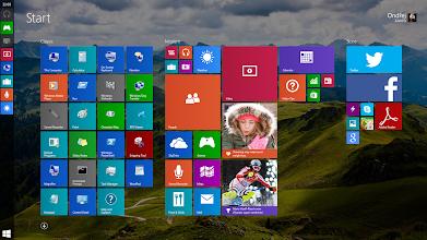 Photo: Microsoft Windows 9 Design Concept: Classic-friendly environment Start Screen with Docked Compact Modern Taskbar  https://www.youtube.com/watch?list=PLDLw5owfnUAxlJKuqdnNoLVcN7XizEBPU&v=-cUJhaZ0Xq4