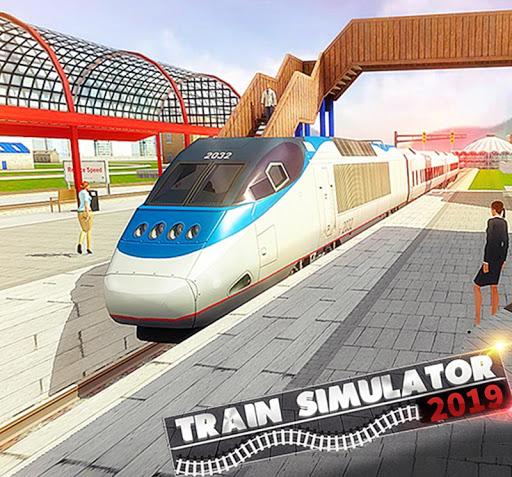 Real Train Driving Simulator: Railway Driver 2019  screenshots 8