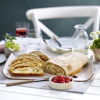 Herbes de Provence, Sun-Dried Tomato and Feta Bread