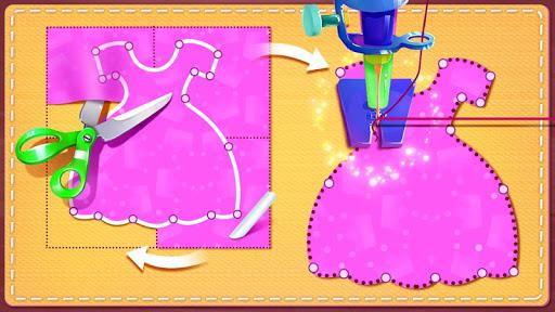Code Triche Royal Tailor Shop - Boutique Prince & Princess APK MOD screenshots 2