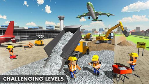 Vegas City Runway - Build and Craft screenshots apkspray 4
