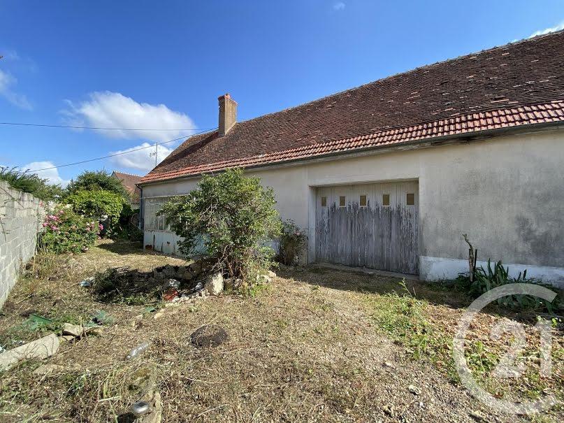 Vente maison 3 pièces 77 m² à Saint-Aignan-des-Noyers (18600), 30 000 €