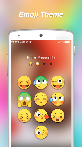 Lock Screen & AppLock Security Android App Screenshot