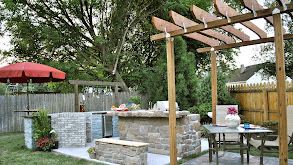 His and Hers Outdoor Kitchen Build-Off thumbnail