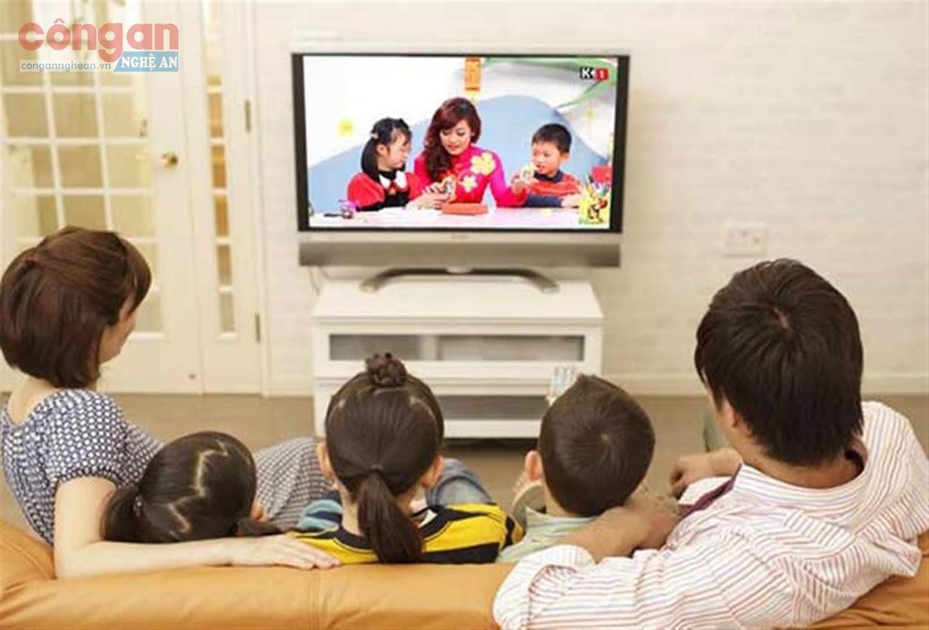 Quảng cáo trên truyền hình phải phù hợp với văn hóa Việt - Ảnh minh họa