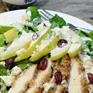 Pecan Crusted Chicken Salad (Best Ever)