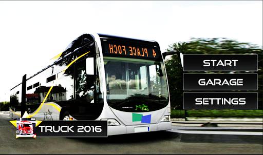 バス シミュレーション2016