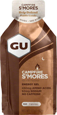 GU Energy Gel: Campfire S'mores, Box of 24 alternate image 0