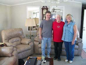 Photo: Paul, Karin, Brenda