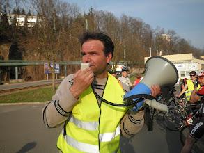 Photo: Tomáš Kuncíř (Cyklisté Liberecka)  Autor: Sylva Švihelová