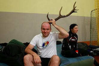 Photo: Ciężko byłoby z takim porożem biegać ;)