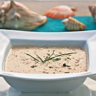 She Crab Bisque.