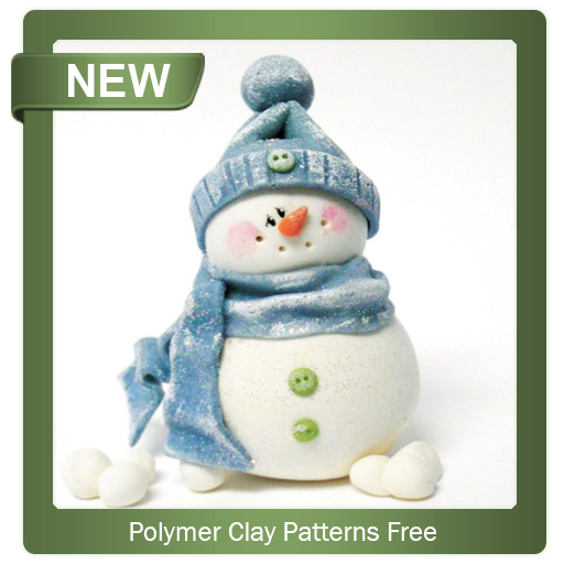 Polymer Clay Patterns Free (app)
