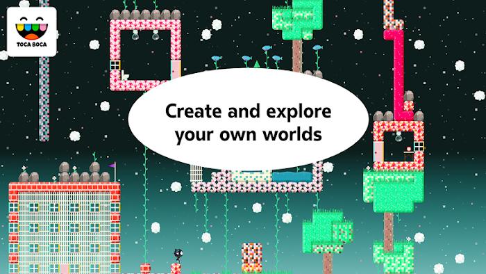 Toca Blocks- screenshot