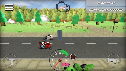 Drag Bikes - Realistic motorbike drag racing game 3.0 screenshots 7