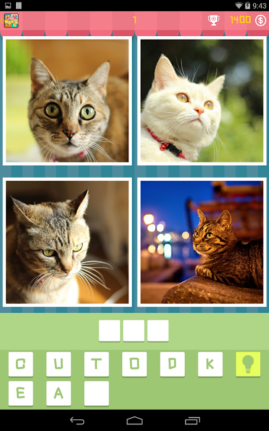 4 Pics 1 Word - Ultimate