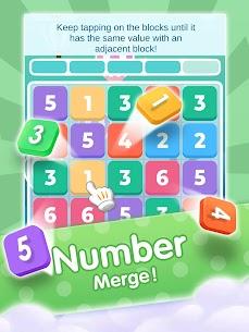 Number Merge 4