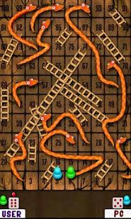 hady a žebříky - náhled