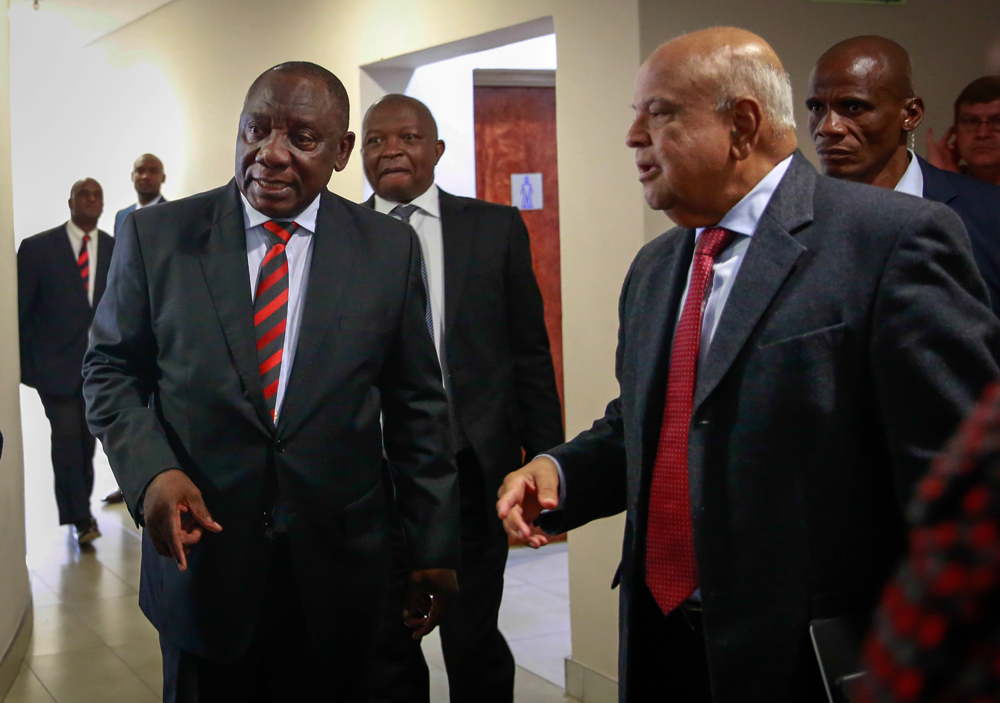 Sabotage at Eskom responsible for some loadshedding - Ramaphosa - SowetanLIVE