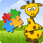 Animal Jigsaw Puzzle (Ad-Free)