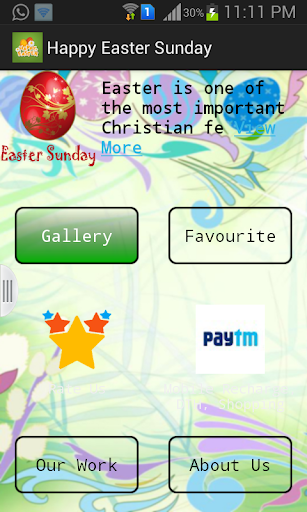 Happy easter sunday greetings apk download apkpure happy easter sunday greetings screenshot 1 m4hsunfo