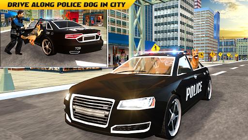 玩免費模擬APP|下載警察犬nはパトカーラッシュ app不用錢|硬是要APP