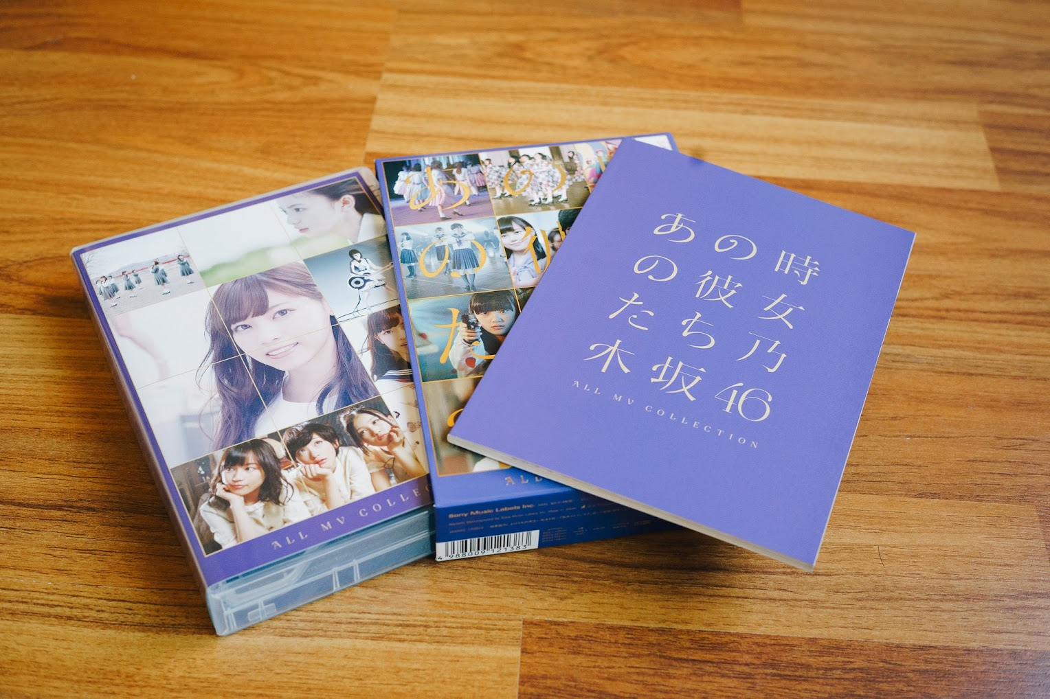 แกะกล่อง Nogizaka46 All MV Collection