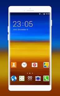 Theme for Samsung Galaxy Young HD - náhled
