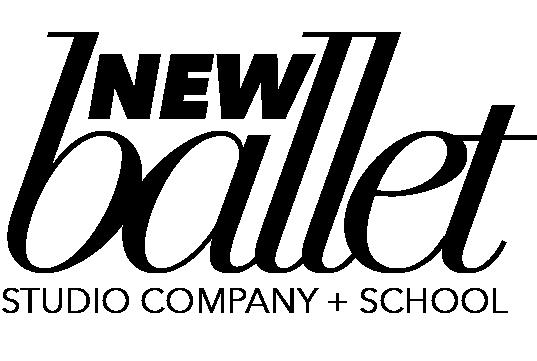 New Ballet Studio Company and School Logo