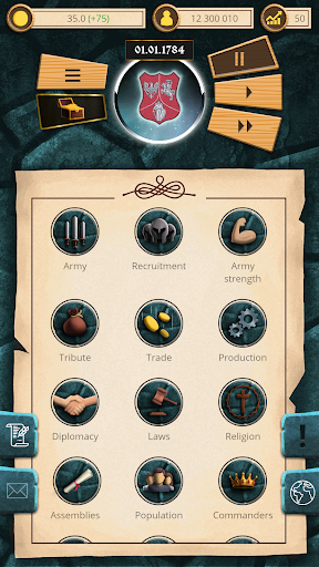 Europe 1784 1.0.13 Cheat screenshots 1
