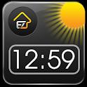 EZ Clock & Weather Widget icon