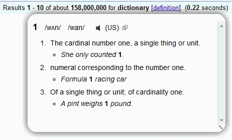 Dictionary Lookup - Chrome Web Store