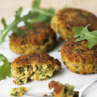 Baked Chickpea Patties Recipes