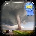 Tornado Earth Live Wallpaper icon