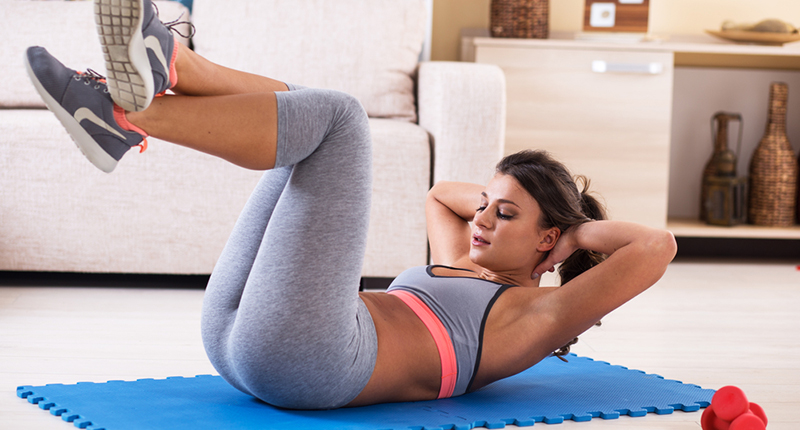 Workouts You Can Do In Your Own Living Room