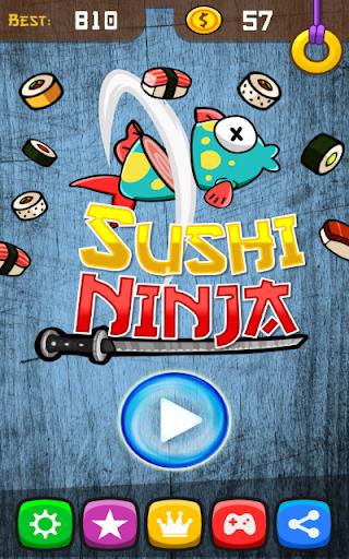 Sushi Ninja 1.23 screenshots 5