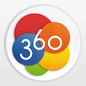 360 medical icon