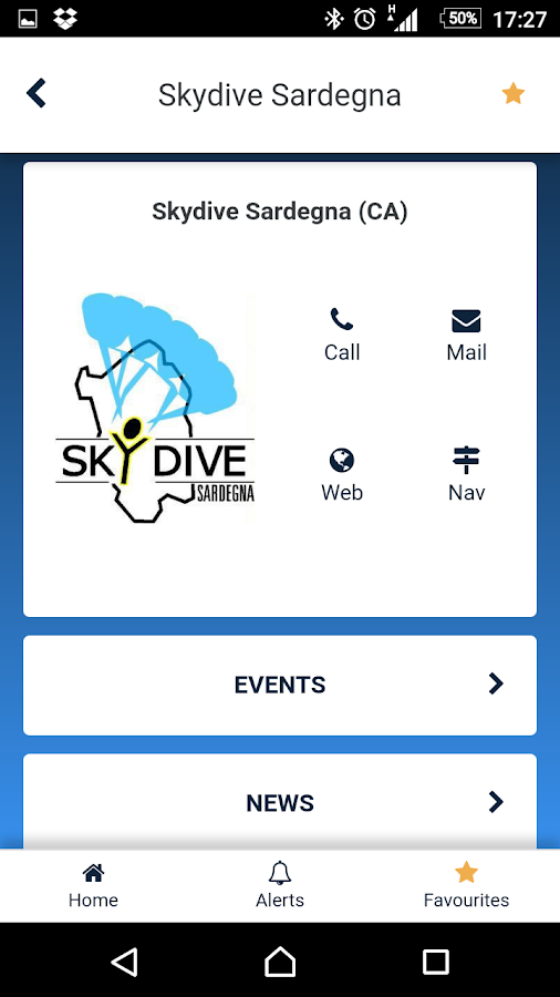 Skydive Tribe- screenshot