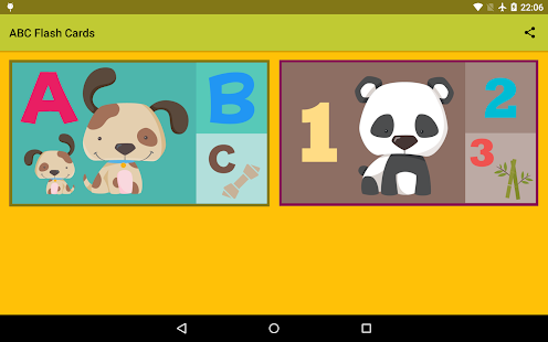 ABC Flash Cards For Kids- screenshot thumbnail