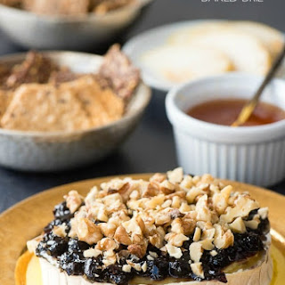Baked Blueberry Brie Recipes.