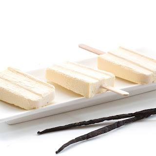Vanilla Pudding Pops