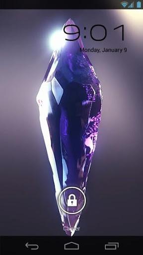 Magic Crystal Live Wallpaper