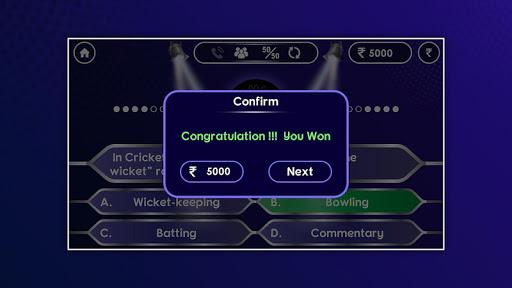 New KBC Play In Hindi - English 2020 apktram screenshots 6