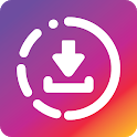 Story Saver: Video Downloader Repost Photo Insave icon