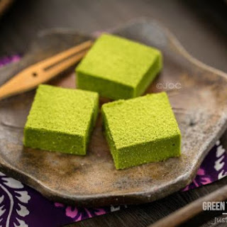 Green Tea Dessert Recipes