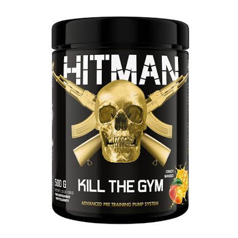 HITMAN PWO