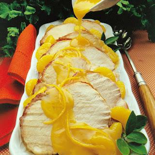 Mandarin Pork Roast.