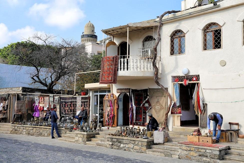 Baku, Stare Miasto